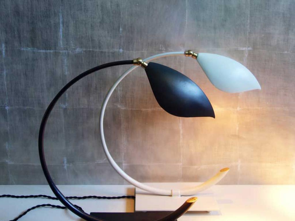 Kakadu-tischlampe